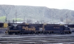 D&RGW 3109 and 3079